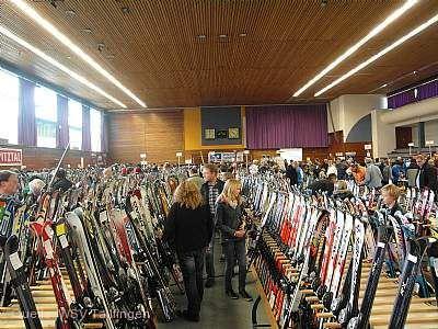 Skibörse und Spezialmarkt für Wintersportartikel Albstadt