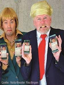 """Wasenwald-Festspiele: """"Smart ohne Phone - das Handical"""" Reutlingen"""