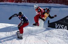 FIS Snowboard Cross Weltcup Feldberg im Schwarzwald