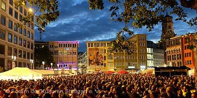 Sommerfestival der Kulturen Stuttgart