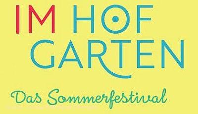 Im Hofgarten - Das Sommerfestival Öhringen