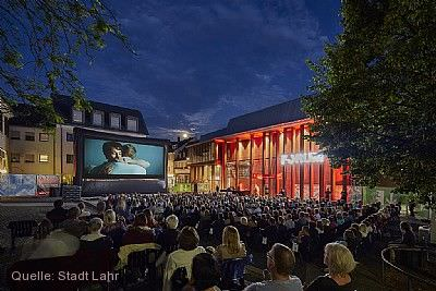 Open-Air-Kinoabende Lahr / Schwarzwald