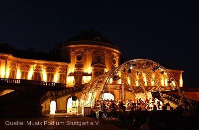 """Open Air Schloss Solitude: Edvard Grieg """"Peer Gynt"""" Stuttgart"""