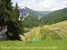 1. Internationales Sommerskispringen Bad Peterstal-Griesbach
