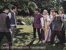 """Freudenstädter Sommertheater - """"Auf nach Freudenstadt"""" am 31.07.2018 bis 18.08.2018"""
