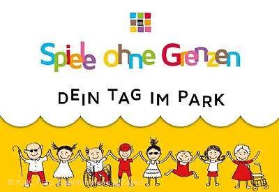 Spiele ohne Grenzen - Dein Tag im Park Bad Rappenau