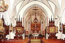 Lange BAROCKnacht - Kirchenführung in der St. Martinus Kirche Oberstadion
