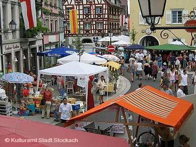 "Stadtfest ""Schweizer Feiertag"" Stockach"