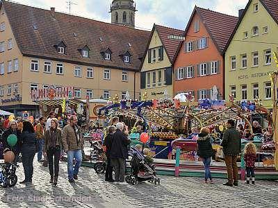 Stadtmarkt Schorndorf am 27.10.2019