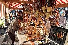 Großer Bauernmarkt Schiltach am 15.10.2017