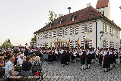 Sternmarsch Argenbühl am 23.07.2019