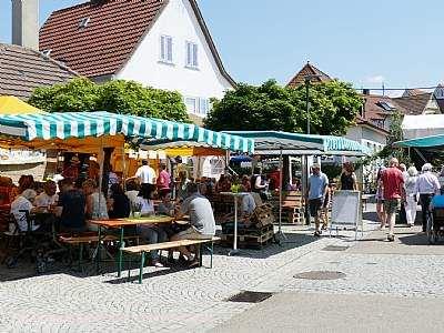 48. Stettener Straßenfest Kernen im Remstal