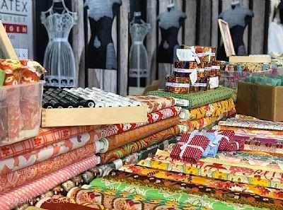 Badischer Woll- und Stoffmarkt Offenburg