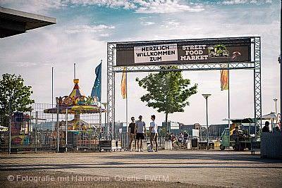 Street Food Market Freiburg im Breisgau