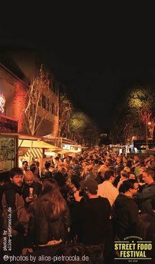 Streetfood-Festival Kirchheim unter Teck