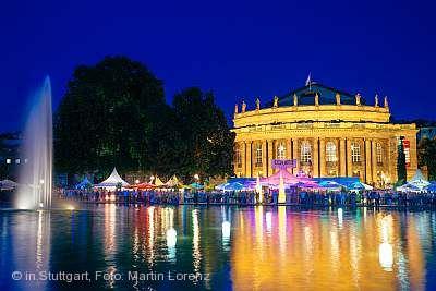Stuttgarter Sommerfest - ABGESAGT !!!