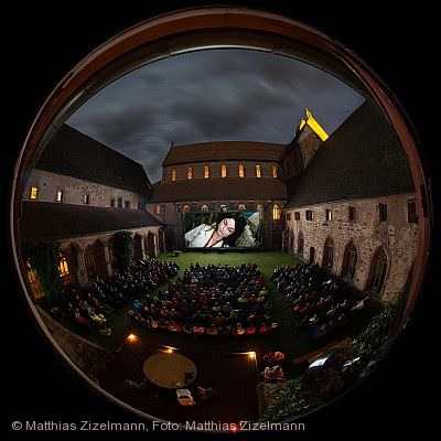 Subiaco Open-Air-Kino Alpirsbach