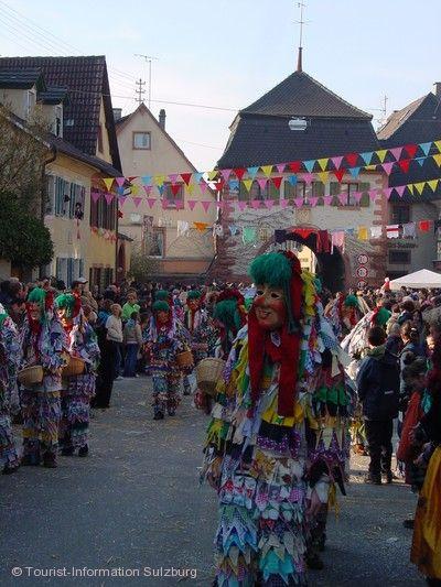 Burefasnet Sulzburg - Sulzbachtalnarrenumzug