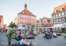Summer in the city Schorndorf