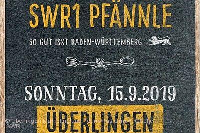 SWR1 Pfännle - So gut isst Baden-Württemberg Überlingen am 15.09.2019