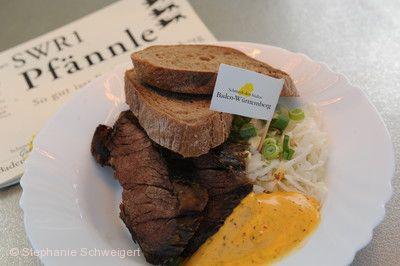 SWR1 Pfännle - So gut isst Baden-Württemberg Stuttgart am 06.09.2020 bis 27.09.2020