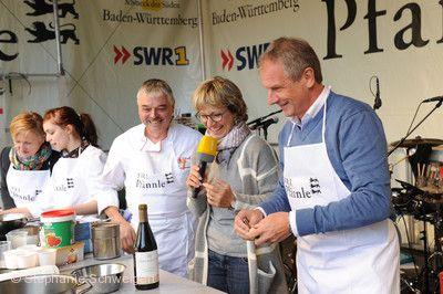 SWR1 Pfännle - So gut isst Baden-Württemberg Karlsruhe