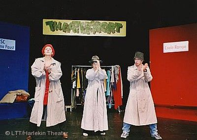 "Improvisationstheater - ""Theatersport"" Eislingen/Fils"