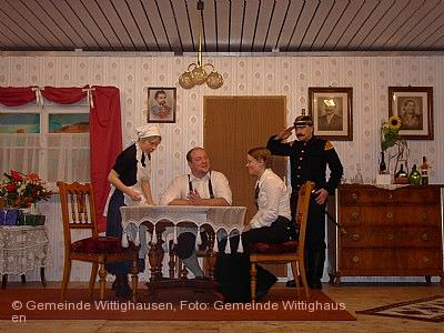 """Theater """"Neurosige Zeiten"""" Wittighausen"""