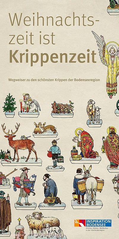"""""""Weihnachtszeit ist Krippenzeit"""" Inzigkofen"""