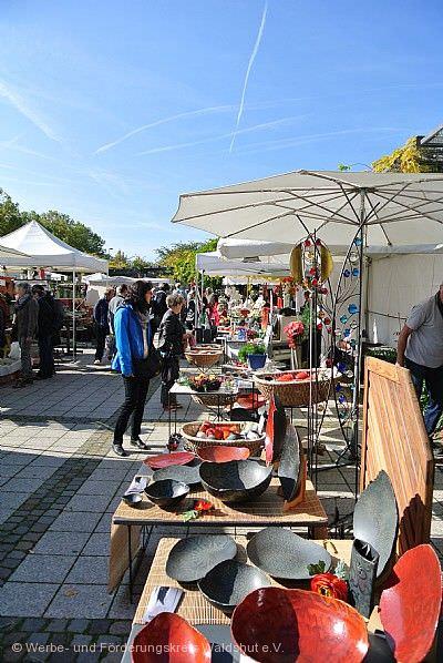 Großer Töpfermarkt Waldshut-Tiengen