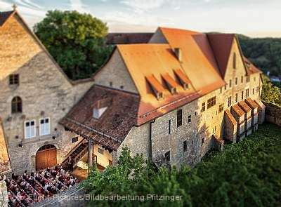 Toppler Theater Spielzeit Rothenburg ob der Tauber