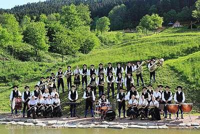 Sommerfest der Trachtenkapelle Kinzigtal Wolfach