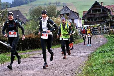 8. Black Forest Trail Run Masters Simonswald