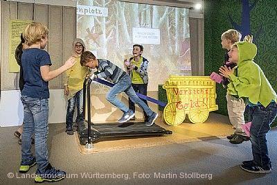 """Mitmachausstellung """"Räuber Hotzenplotz"""" Stuttgart"""