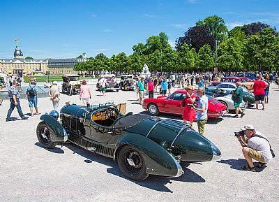 Tribut an Carl Benz Karlsruhe