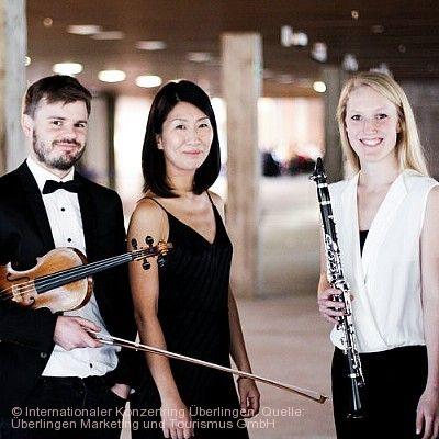 Int. Konzertring 2021: Matinee mit dem Trio Marie Überlingen