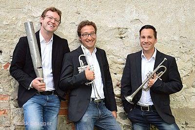 Trio Toccata - Konzert für zwei Trompeten und Orgel Langenargen