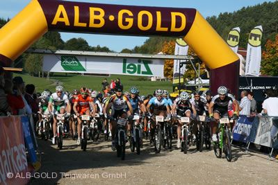 ALB-GOLD Trophy MTB-Marathon Trochtelfingen am 07.10.2018