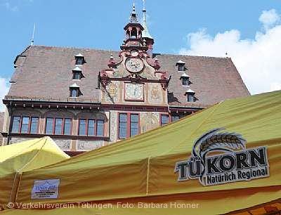 Regionalmarkt und Klimatag Tübingen