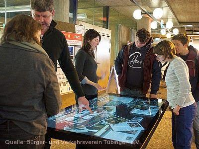 Tübinger Fenster für Forschung (TÜFF) Tübingen