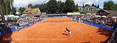 Überlingen Open Weltranglisten-Tennisturnier am 18.08.2019 bis 25.08.2019