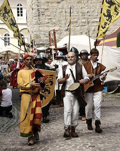 628. Zunftmarkt Bad Wimpfen am 24.08.2019 bis 25.08.2019