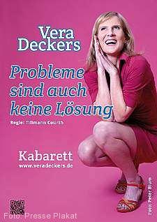 """Kultur im Museum: Vera Deckers - """"Probleme sind auch keine Lösung"""" Dornstetten"""