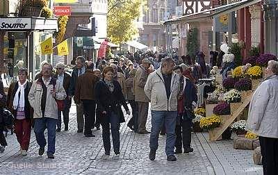 Chrysanthema: Verkaufsoffener Sonntag Lahr / Schwarzwald