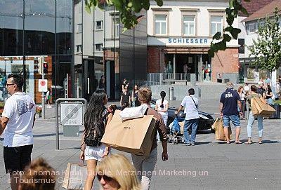 Verkaufsoffener Sonntag Metzingen