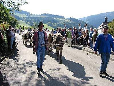 Alemannische Woche Oberried