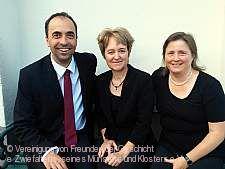 Sommer Trio Vivace Zwiefalten