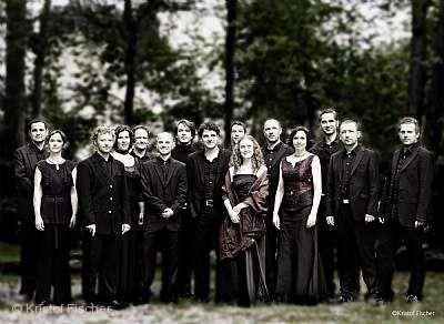 Vocalconsort Berlin: Orlando di Lasso Weingarten