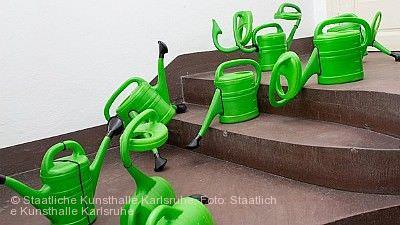 """""""Volle Kanne Kunst"""" Karlsruhe"""
