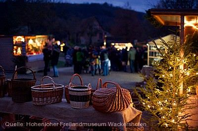 Vorweihnachtlicher Markt Schwäbisch Hall